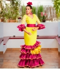 Spanish Flamenco Dresses 2021