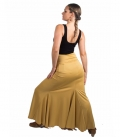 Flamenco Skirt High Waist, Model Sacromonte