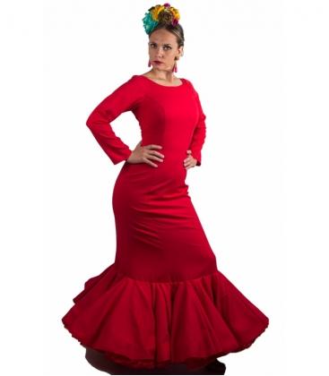 Red Flamenco Dress 2021, Size 40 (M)