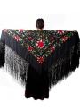Big Manila Shawl Embroidery