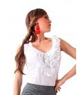 Frilled Flamenco Shirt