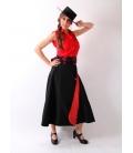 Flamenco Cordobesa skirt for women