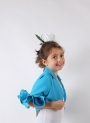Flamenco Jackets For Girl F-115