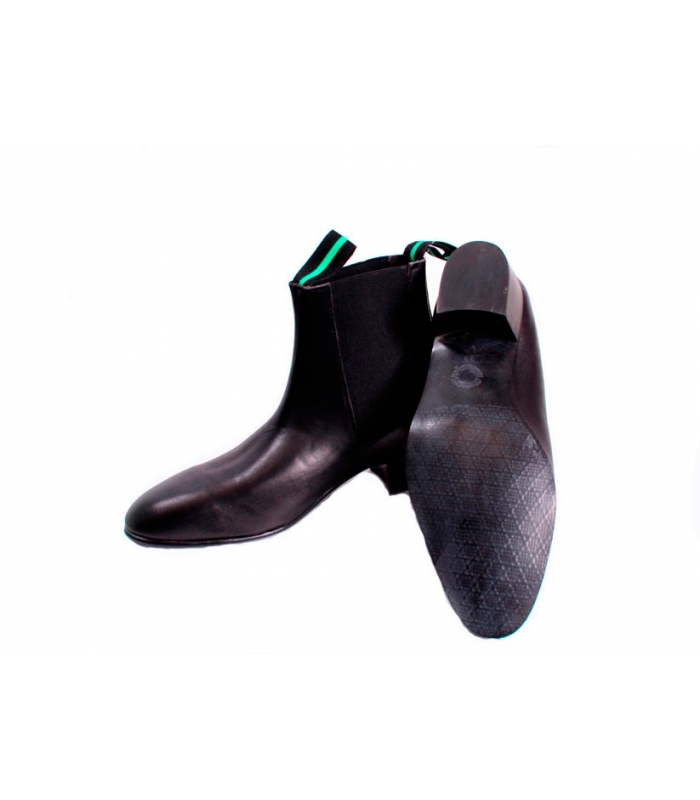 Flamenco Dancing Ankle Boots for Men