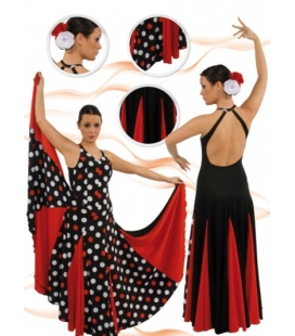 Dance flamenco dress