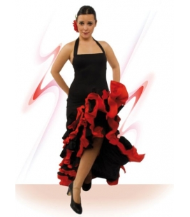 Flamenco costume for dancing E-4393
