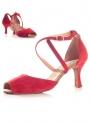 Shoes for ballroom dancing, model 573019