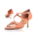 Ballroom dancing sandals, model 582001