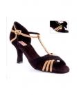 Ballroom dancing sandals, model 573012