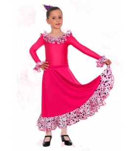 Flamenco Skirt, Model EF008