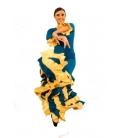 Flamenco skirt for women mod. EF084