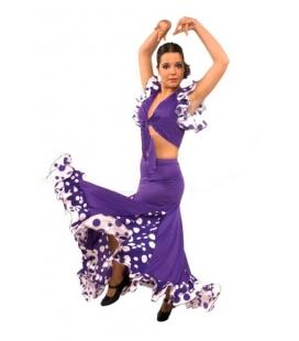Flamenco skirt model EF124