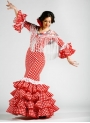 Flamenco Dress Onda