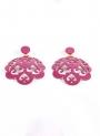 Flamenco Acetate Earrings