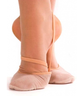 Bouclé eurhythmic toe