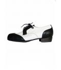 Flamenco Shoes Character B/N (Black & White)