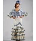 Flamenco costume, Quejio