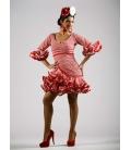 Flamenco Dress 2016 Season Carmín