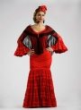 Camborio Flamenco Dress