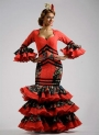 Flamenco Dress Alborea