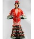 Carmen Flamenco Dress