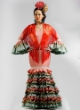 Carmen Flamenco Dress