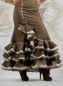 Flamenco Skirt For Woman