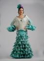 Spanish Dress For Woman