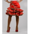 Flamenco Skirt Zingara