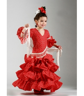 Flamenco Dress Girl Compás