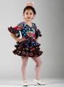 Flamenco Dress Girl Caña