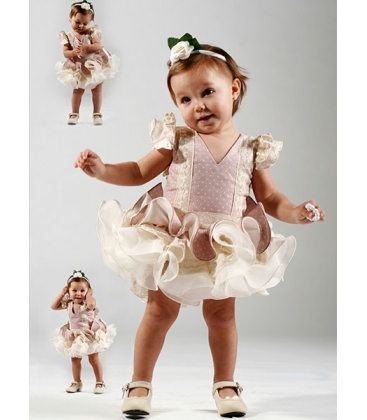 5c8391043 Spanish Dress For Baby - Noa