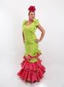 Woman's flamenco dress Ref: 995409