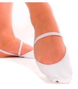Leather eurhythmic toe