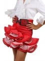 Girls Flamenco Skirt, Tamara
