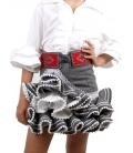Girls Short Flamenco Skirt, Zingara