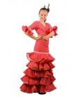 Girls Spanish Dress, Estrella