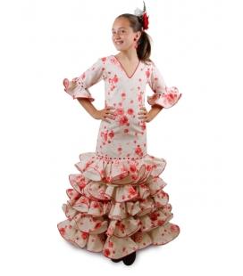 Girls Flamenco Costume, Estrella