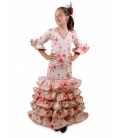 Girls Flamenco Costume, Estrella