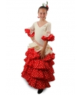 Girls Flamenco Dress 2016, Jabera