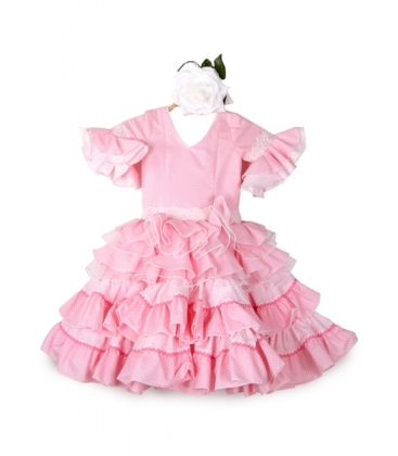 Kids Flamenco Dress, Martina
