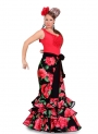 Flamenco Lady Skirt, Dalia Model