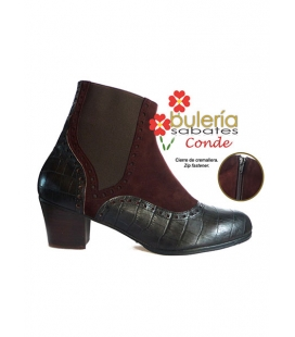 Flamenco Ankle Boots