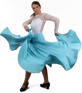 Flamenco Skirt, Model 147