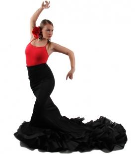Flamenco Long-tailed Skirt