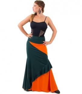 Flamenco Skirt, Model EF 225