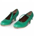 Flamenco Shoes, Model Cristina Gallardo