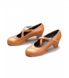 Flamenco Shoes with 2 Belts, By Gallardo