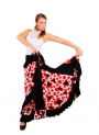 Flamenco dancing skirt Happy Dance
