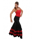 Flamenco skirt, Model EF-200